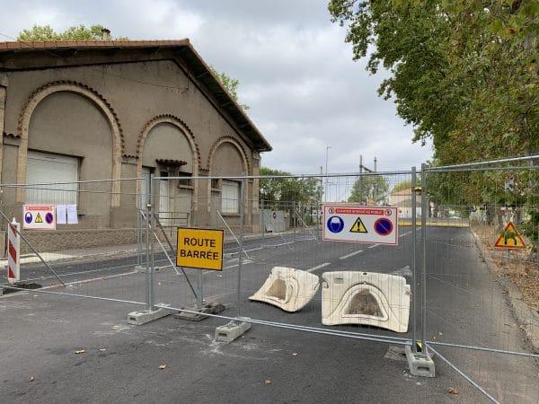 agglomeration herault mediterranee conference de presse passage à niveau agde ville travaux suppression projet amenagement sncf voie ferree